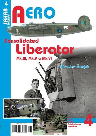 Consolidated B-24 Liberator Mk.III,Mk.V a Mk.VI - Miroslav Šnajdr