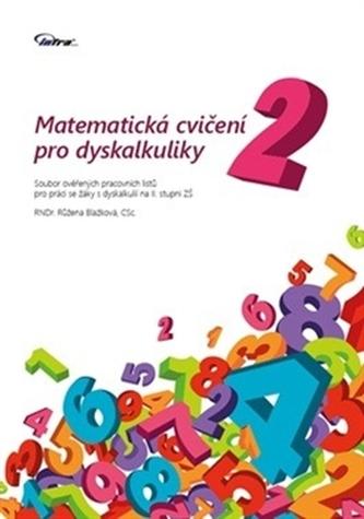 Matematická cvičení pro dyskalkuliky 2