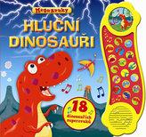 Hluční dinosauři - 18 dinosauřích superzvuků