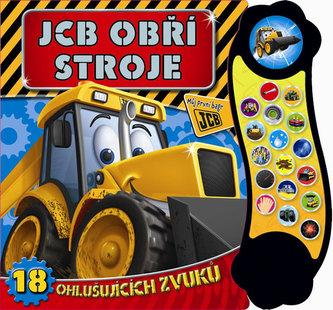 JCB obří stroje - 18 ohlušujících zvuků - neuveden