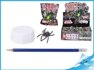 Box Pavouk ve vajíčku rozpustném ve vodě 24ks v DBX