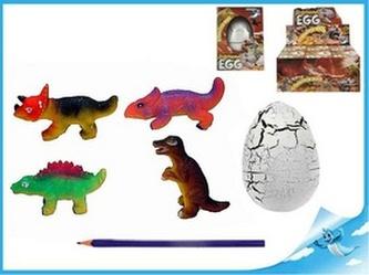 Box Dinosaurus líhnoucí a rostoucí JUMBO 6 ks v DBX