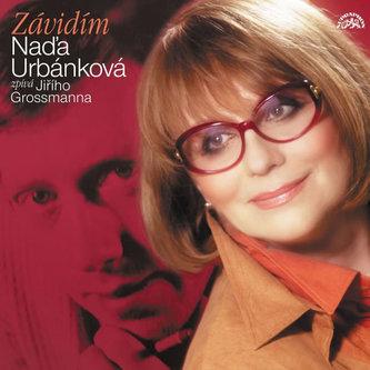 Urbánková Naďa - Závidím CD