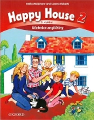 Happy House 2 Third Edition Učebnice