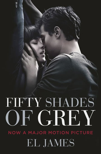 Fifty Shades of Grey 1 (Film Tie-in) - E. L. James