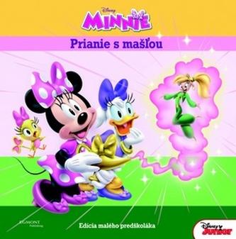 Minnie Prianie s mašľou
