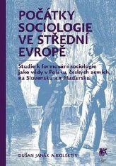 Počátky sociologie ve střední Evropě