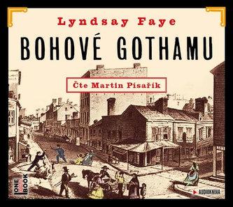 Bohové Gothamu - CDmp3 (Čte Martin Písařík)