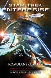 Star Trek - Romulanská válka - Odvážně vstříc bouři