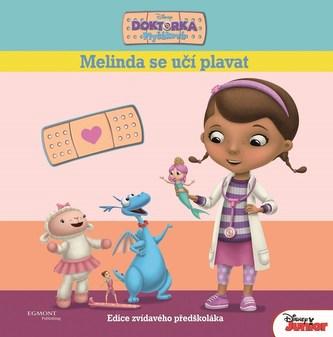 Doktorka Plyšáková - Melinda se učí plavat (Edice zvídavého předškoláka) - Disney Walt