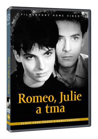 Romeo, Julie a tma - DVD box - neuveden