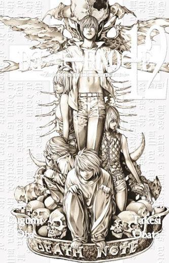Death Note Zápisník smrti 12 - Cugumi Óba