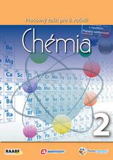 Chémia Pracovný zošit pre 8. ročník 2