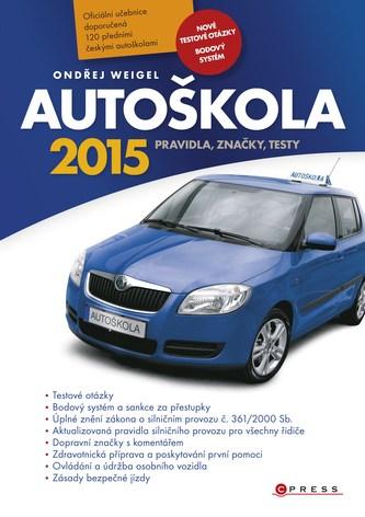 Autoškola 2015 - Náhled učebnice