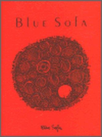 Blue sofa - Lenka Kořínková