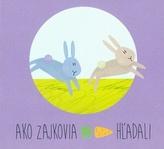 Ako zajkovia mrkvu hžadali
