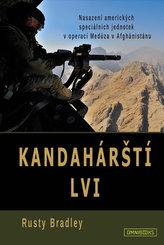 Kandahárští lvi - Nasazení amerických speciálních jednotek v operaci Medúza v Afghánistánu