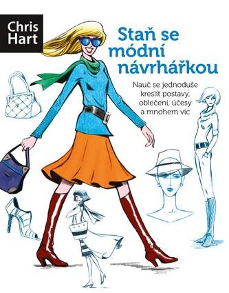 Staň se módní návrhářkou