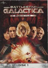 DVD film - Battlestar Galactica 01