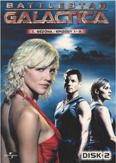 DVD film - Battlestar Galactica 02