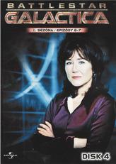 DVD film - Battlestar Galactica 04