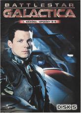 DVD film - Battlestar Galactica 05