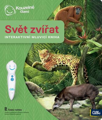 Kniha Svět zvířat - Stanislav Němec