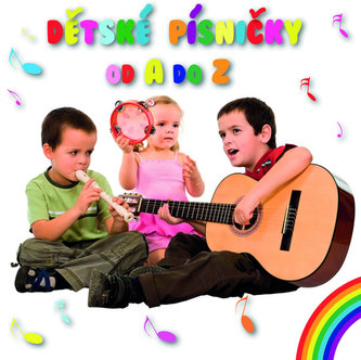 Dětské písničky od A do Z