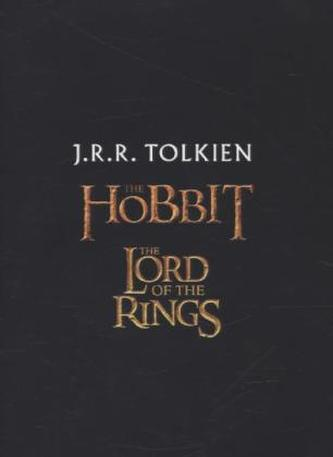 The Hobbit and The Lord of the Rings - Tolkien J.R.R.