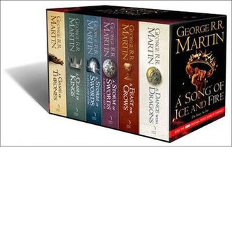 A Game of Thrones: the Story Continues (The Complete Box Set of All 6 Books) - George R. R. Martin