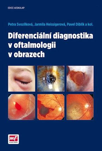 Diferenciální diagnostika v oftalmologii v obrazech