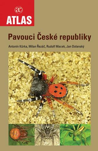 Atlas Pavouci České republiky - Kůrka Antonín