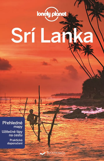 Srí Lanka - Lonely Planet - neuveden