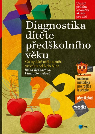 Diagnostika dítěte předškolního věku - Jiřina Bednářová