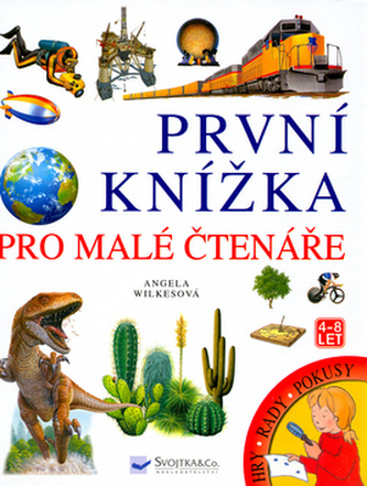 První knížka pro malé čtenáře