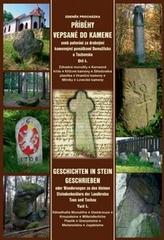 Příběhy vepsané do kamene aneb putování za drobnými kamennými památkami Domažlicka a Tachovska, díl I.