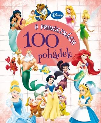 100 pohádek o princeznách
