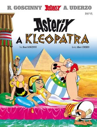 Asterix 6 - Asterix a Kleopatra - Goscinny R., Uderzo A.