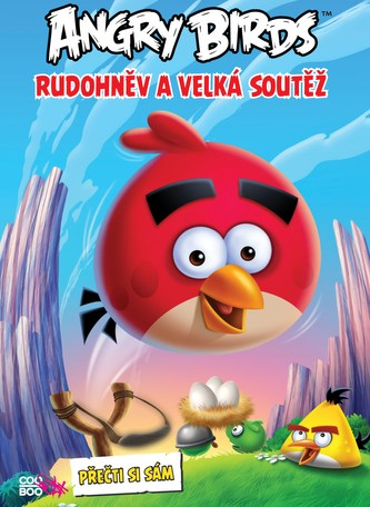 Angry Birds - Rudohněv a velká soutěž - Linda Perina