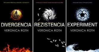 Balíček 3 ks Divergencia + Rezistencia + Experiment