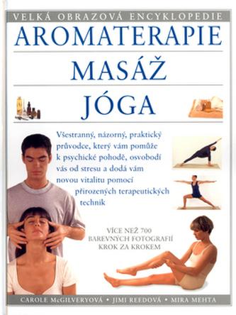 Aromaterapie Masáž Jóga