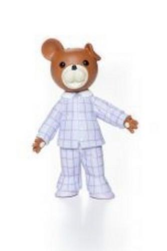 Medvídek Ušáček v pyžamu