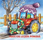 Traktor Lojzík pomáhá