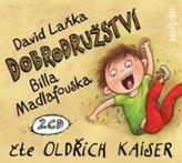 Dobrodružství Billa Madlafouska - 2CDmp3 (Čte Oldřich Kaiser)