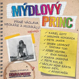 Popron music - Mýdlový princ - CD
