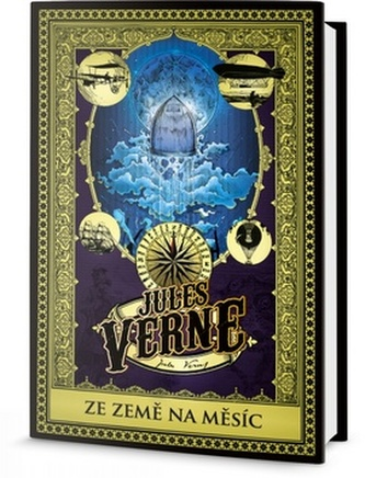 Ze Země na Měsíc - Verne Jules