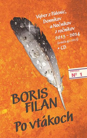 Po vtákoch + CD - Boris Filan