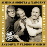 Šimek & Sobota & Nárožný Komplet 1971-1977