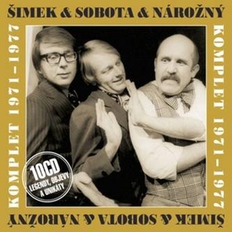 Šimek & Sobota & Nárožný Komplet 1971-1977 - Miloslav Šimek