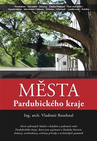 Města Pardubického kraje